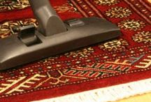 Rug Care Tips / Tips on how to care for rugs.