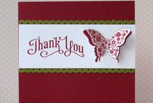 Stampin' Up!® - Workshop Cards