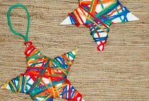 Christmas Crafts / by Amanda Allmon
