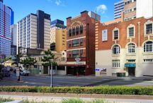 City Edge Apartment Hotels in Brisbane / City Edge Apartment Hotels in Brisbane