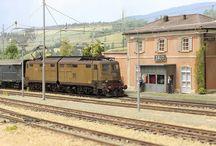 Trains & Layouts / Treni e plastici