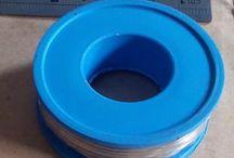 Timah solder 1mm panjang 10Meter