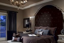 Bedrooms - Interiors / Bedroom Interiors and Ideas as well as suppliers and must have pieces.