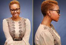 chrisette michele hair styles