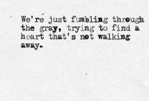 lyrics / by Jessie Jury