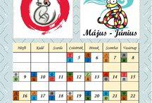Chinese Calendar BaZi  Kínai naptár