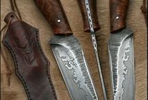 noże custom