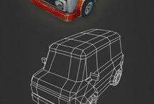 3D 운송수단