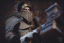 Warhammer 40 000 Cosplay