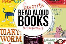 preschool - books