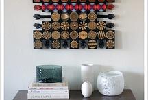 Dekorative Kunst / Kunstvoll gestaltete Gegenstände, dekorative Kunstobjekte (gegenständliche Kunst).