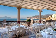 Amalfi Coast & Sorrento Wedding Venues