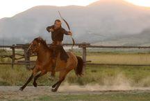 Mounted Archery / Mounted Archery