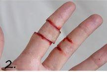 Fake cuts