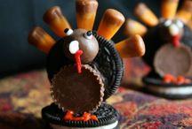 Fall/Thanksgiving / by Kayla Donaldson