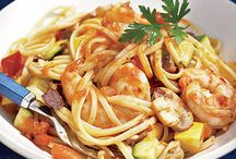 Shrimp Recepies / Easy dishes with shrimp