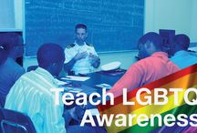 LGBTQ Awareness / Teach about LGBTQ people in the classroom / by Anti-Defamation League