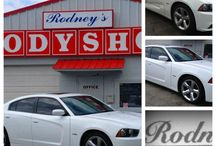 Body Repair Before After / Body Repair Done on Vehicles - Before and After  www.RodneysBodyShop.com
