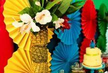 Decoracion fiesta cubana