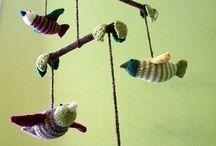 Knit toys / by Lynn Salig
