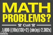 monday math / by ALLISON WEBSTER
