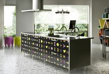 kitchen island / by Ann Brauer
