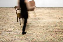 Wood - floor - wall