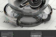 Cicle render Blender