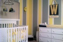 Baby wall paper