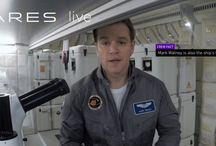 The Martian / Based off the best-selling novel by Andy Weir. In theaters October 2, 2015. / by Goodrich Quality Theaters