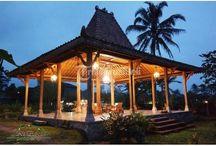 Villa Etnik fasilitas Kolam Renang