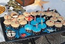 Birthday Party Ideas for Jack and Peter / by Katherine Foley