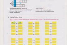 ČJ-stavba slova