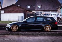 BMW E90...