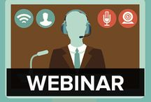 WEBINARS / This board looks at how to use webinars to target an audience, generate leads and sales.