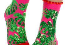 Floral socks | women / Our floral design socks are out of your garden and out of the ordinary!