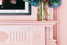 Interior: pink
