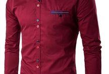 Camisas modernas