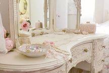 Makeup Vanity♡Dressing Table