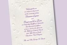 """20Thirteen Wedding Invitations"" Limited Edition Wedding Invitations"