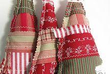 Patchwork - vánoce
