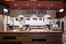 SPIGA Ristorante Basel / SPIGA Ristorante Eisengasse, Basel - il gusto italiano! Erleben Sie vera Italianità hautnah. Schnell über Mittag oder gemütlich am Abend. Prego, nehmen Sie Platz! Freuen Sie sich auf eine feine Mahlzeit, frisch zubereitet und sofort serviert. Darf es eine knusprige, ofenfrische Pizza sein? Ein Teller herrlich duftende Pasta? Als Vorspeise vielleicht einen knackigen Insalata oder eine Auswahl typisch italienischer Antipasti? Aber Attenzione, verpassen Sie ja nicht unsere verführerischen Dolci!