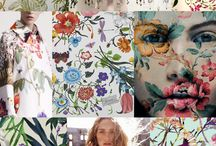 Botanical Pattern 2016-17