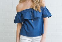 Sunny Days ☀️ / Summer styles. Tops, pants and beachwear