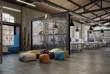 Workspace Ideas / Ideas y sugerencias para conseguir que nuestro lugar de trabajo sea lo más inspirador, divertido y original posible