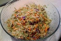 Food: Salads & Salsas