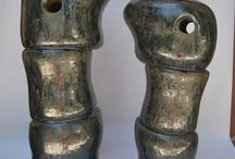 Marilena Michopoulou / ceramic sculpture stoneware