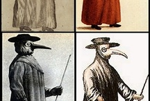 Plague doctor / My inspiration folder for a masquerade. In the end I choose another costume (due to a shortage of time), and since the masquerade has already been I see no reason for further holding these awesome pictures from you. Hence I now make this folder public:)