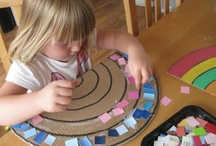 Montessori - sticking play