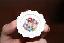mini embroidery,sewing